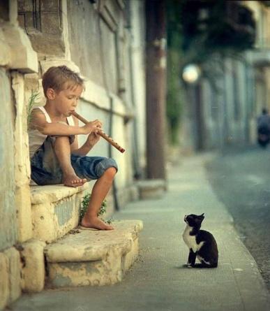 djeca i životinje