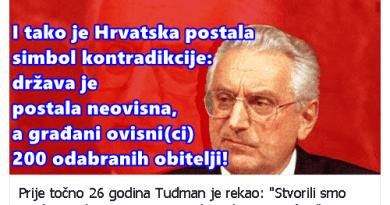 neovisnost Republike Hrvatske