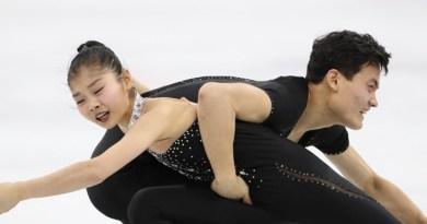 Mladi klizački par iz Sjeverne Koreje je svjetska senzacija: izveli spiralu smrti