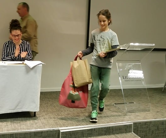 "Maj Toman,učenik4. C razreda O.Š. ""Milan Brozović"", Kastav"