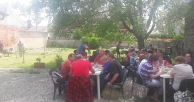 I članovi Udruge slijepih proslavili Međunarodni praznik rada