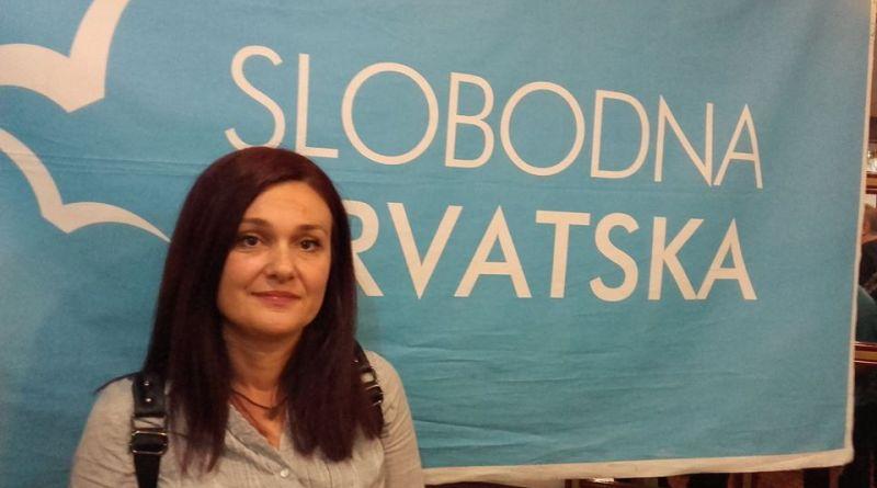Intervju: Nedjeljka Lončar - novoizabrana supredsjednica Slobodne Hrvatske