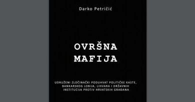 Predstavljanje knjige Ovršna mafija Darka Petričića u Čakovcu