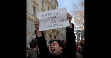 Zimska škola prosvjeda i protestiranja 24.12.2018. - 06.01.2019.