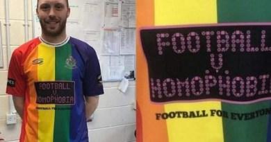 Altrincham FC nosit će dres u duginim bojama kao potporu nogometa protiv homofobije