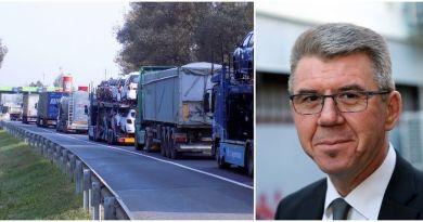 Ministar Butković potpisao Pravilnik o zabrani prometa kamiona iznad 7,5 tona kroz Mursko Središće