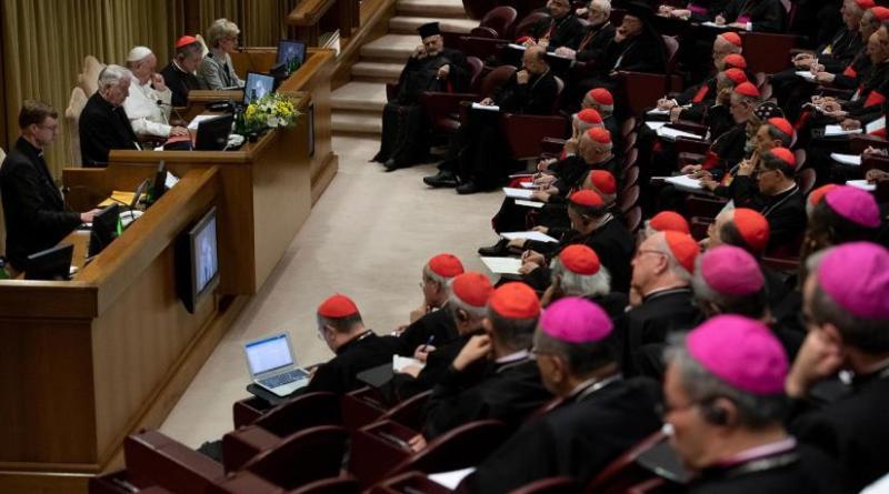 Papa: svećeničko spolno zlostavljanje djece djelo je Sotone