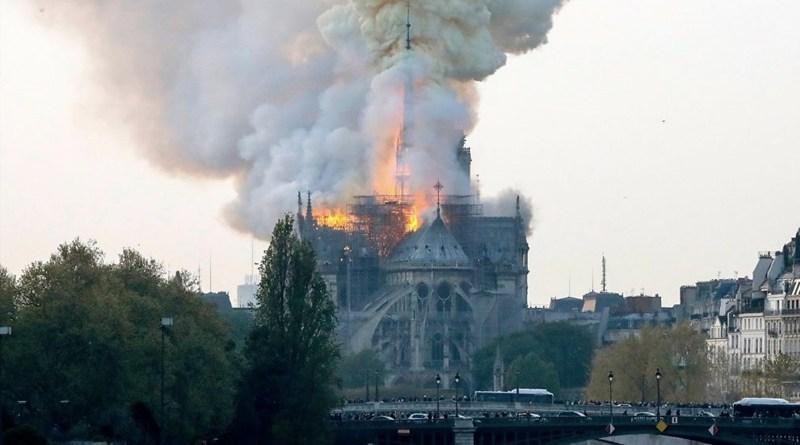 Požar u kojem je izgorjela Notre Dame posramio me nekih prijatelja