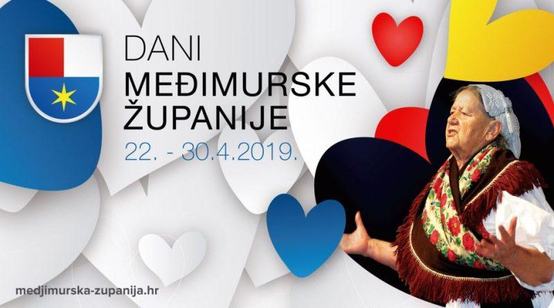 Počinju Dani Međimurske županije