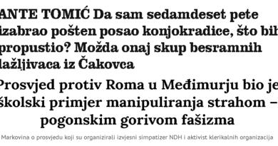 Dražen Breglec majstorski argumentirano odgovorio Tomiću i Markovini