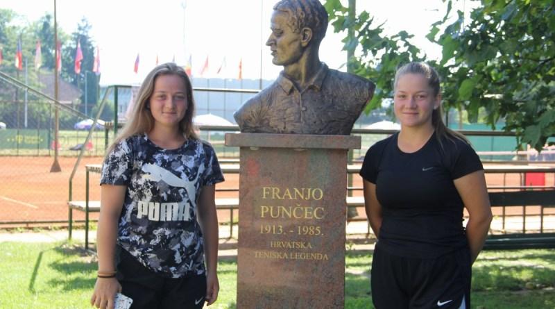 U Čakovcu počelo Prvenstvo Hrvatske u tenisu za seniore i seniorke