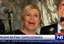 Ljudi objavili najdraže klipove nastupa predsjednice