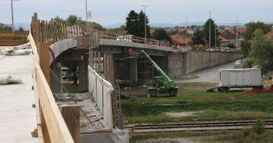 Grad Čakovec najavljuje zatvaranje nadvožnjaka u Kalničkoj ulici