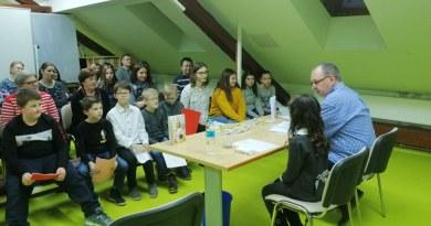 Na promociji zbornika Mozaik poezije i proze najavljen novi izazov za djecu i roditelje