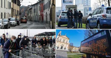 Koronavirus u Italiji polako prerasta u nacionalnu krizu