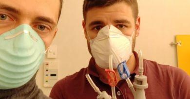 Tvrtka za 3D printere u Italiji dizajnirala je i isprintala 100 respiratornih ventila koji spašavaju živote
