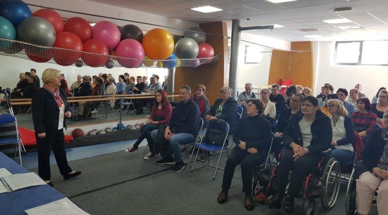 Održane Redovna godišnja i Izborna Skupština Društva multiple skleroze Međimurske županije