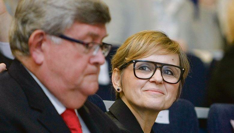 Snježana Prijić-Samaržija, rektorica Sveučilišta u Rijeci