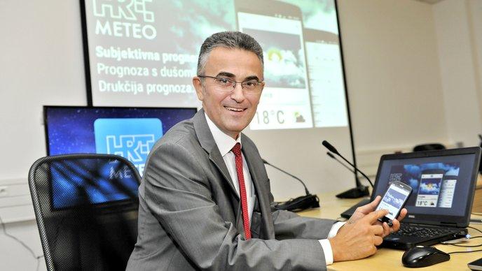 Zoran Vakula dobitnik je europske nagrade za izvanredna postignuća na području meteorologije i medija