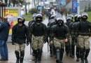 Bjelorusija: Policija će odsad moći koristiti oružje tijekom prosvjeda