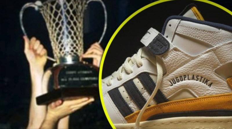 Adidas izbacio unikatne tenisice u znak poštovanja prema košarkaškom klubu Jugoplastika
