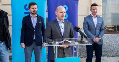 Darko Zver - kandidat stranke FOKUS za gradonačelnika Čakovca