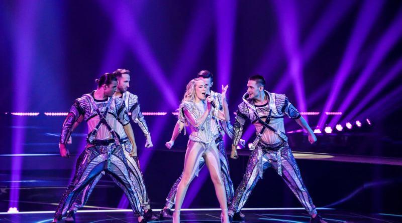 Imitatorica Lady Gage i licemjerni Izrael u finalu na račun superiorne Albine - Eurosong, stidi se!
