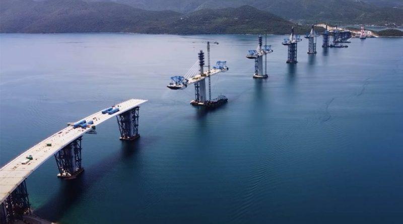 Europska komisija zbog Pelješkog mosta priprema zakon protiv kineskih tvrtki