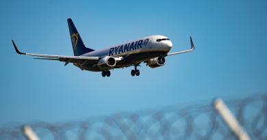 Bjelorusija silom prizemljila avion Ryanaira i uhitila oporbenog blogera