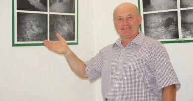 Jedinstvena izložba infracrvene fotografije Josipa Horvata Majzeka otvorena u Čakovcu