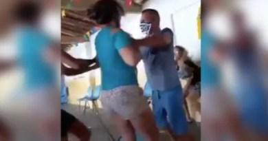 VIDEO: Strašne nuspojave kad na cijepljenje povedete ljubavnicu i tamo sretnete ženu