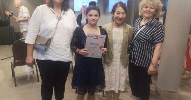 Učenica OŠ Gornji Mihaljevec Hana Tomašić ušla u krug najuspješnijih haiku pisaca!