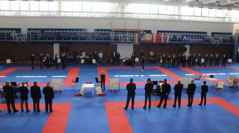 Jubilarni 25. Međunarodni karate turnir Međimurje Open okupio 700-tinjak natjecatelja iz 7 europskih država