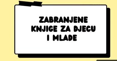 "Tjedan zabranjenih knjiga u Knjižnici ""Nikola Zrinski"" Čakovec"