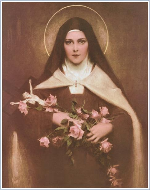St Therese Lisieux Quotes About Love