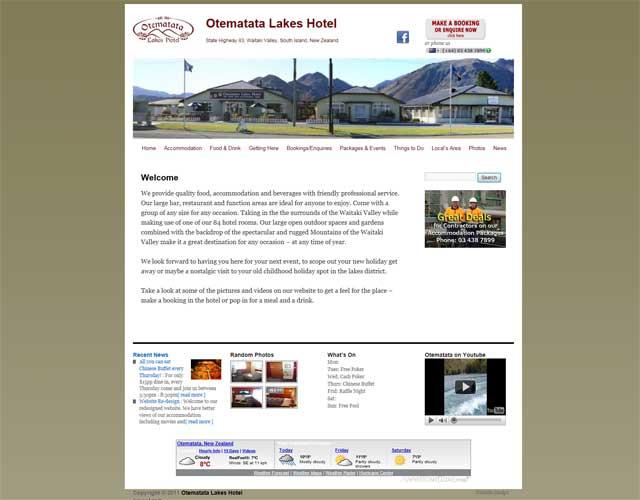 Otematata Lakes Hotel