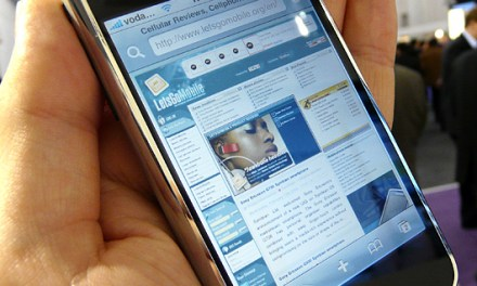 Can you view your website on a mobile phone