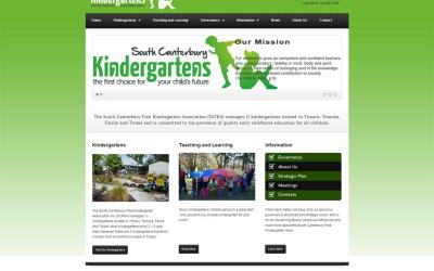 South Canterbury Free Kindergarten Assn Goes Green
