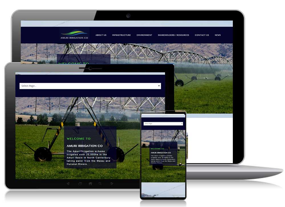 Amuri Irrigation