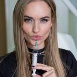 Gintarė Gurevičiūtė PRP procedūra Estetus klinikoje Vilniuje