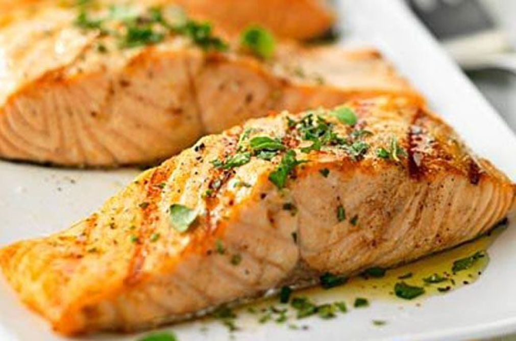 Pan Fry Salmon for Heart Health