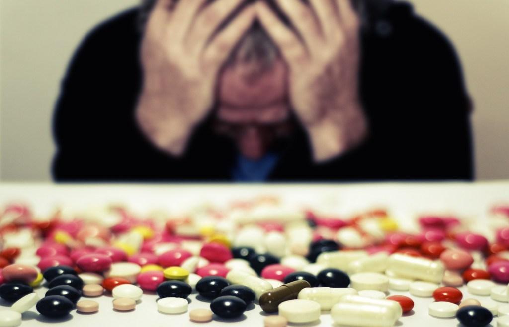 Kopfschmerztabletten