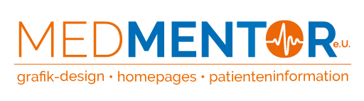 Logo Medmentor e.U. - Werbeagentur für Ärzte
