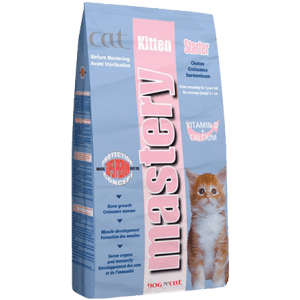 Croquettes Mastery chats - Croquettes chaton - Kitten starter
