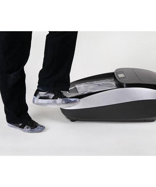 Automatic Shoe Cover Dispenser, Dimensions: 80x44.5x33cm, Weight: 21.5kg