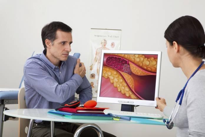 wie erkennt man eine thrombose im arm