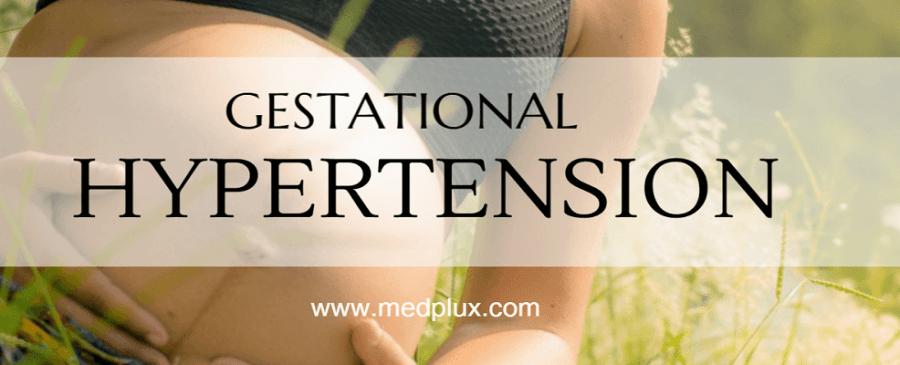 Gestational hypertension or PIH Risk Factors, Treatment