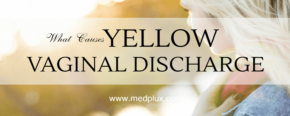Yellow vaginal discharge after sex