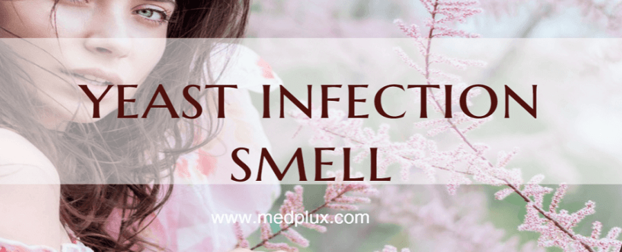 What Does Yeast Infection Smell Like Or Look Like  Med-2576