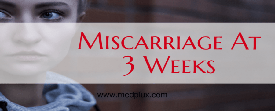 Miscarriage At 3 Week What Does It Look Like